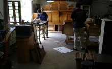 Furniture Staining - Workshop 1