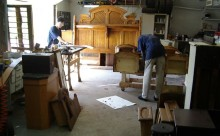Furniture Staining - Workshop 2