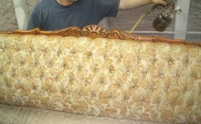 Furniture Spraying - Couch 2