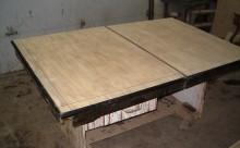 Wood Table Restoration - 2