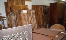 Wood Table Restoration - 3