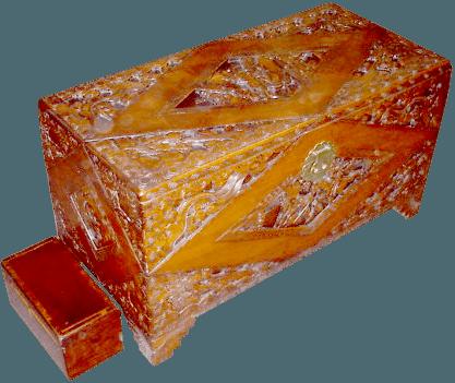 Toujours utiliser des sous-verres pour protéger vos meubles en bois